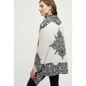 Anthropologie - HWR label, Shawl Cardigan